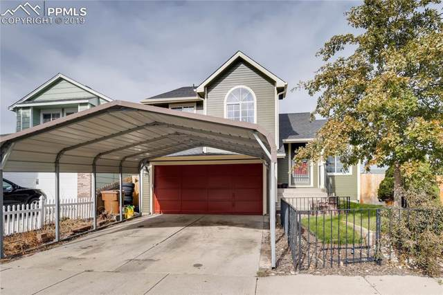 1302 Ride Lane, Colorado Springs, CO 80916 (#3573192) :: The Kibler Group