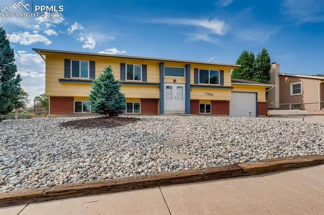 7300 Liberty Court, Fountain, CO 80817 (#3575617) :: Compass Colorado Realty