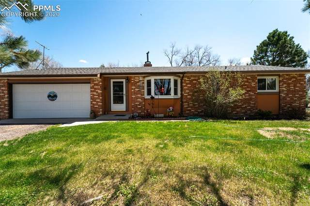 24450 Mcdaniels Road, Calhan, CO 80808 (#3576269) :: The Treasure Davis Team
