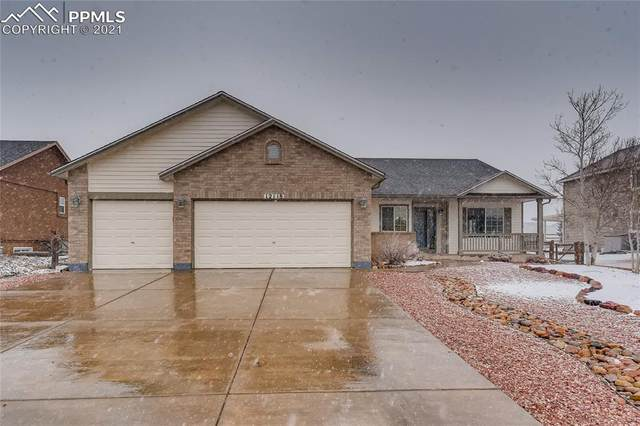 12118 Rio Secco Road, Peyton, CO 80831 (#3577987) :: Realty ONE Group Five Star