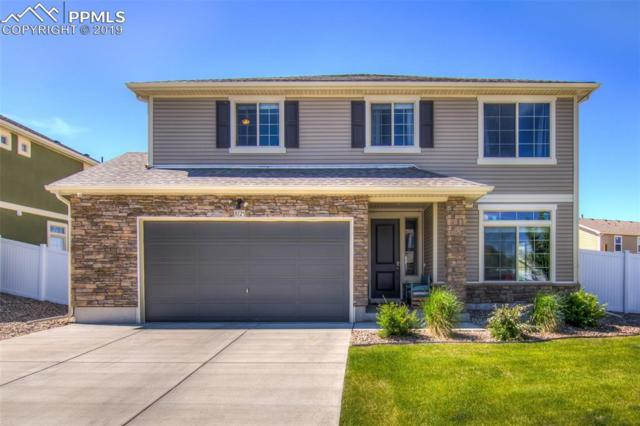 8125 Campground Drive, Fountain, CO 80817 (#3579502) :: The Peak Properties Group