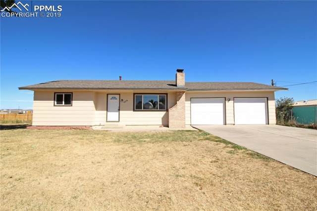 1275 8th Street, Calhan, CO 80808 (#3579744) :: Tommy Daly Home Team