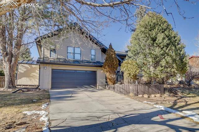 3350 Clubheights Drive, Colorado Springs, CO 80906 (#3580294) :: The Dixon Group