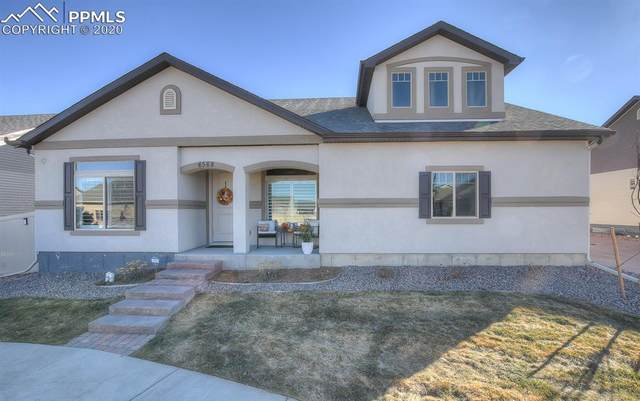 6568 Golden Briar Lane, Colorado Springs, CO 80927 (#3581172) :: Action Team Realty