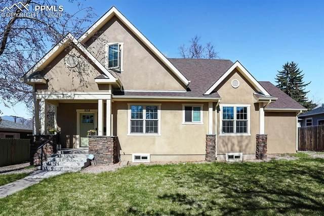 924 N Sheridan Avenue, Colorado Springs, CO 80909 (#3582482) :: 8z Real Estate