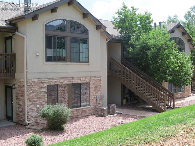 2197 Denton Grove #102, Colorado Springs, CO 80919 (#3583445) :: Action Team Realty