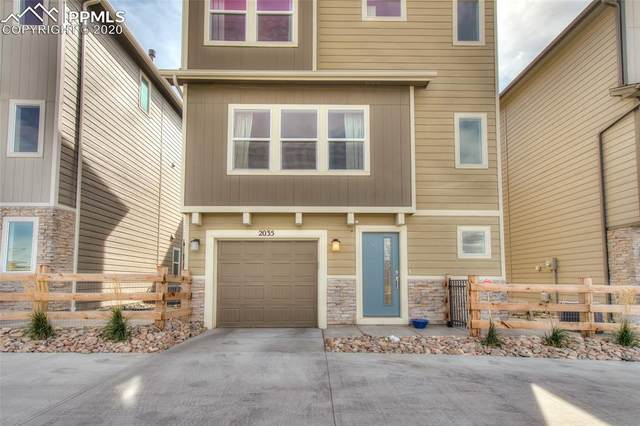 2035 Corker View, Colorado Springs, CO 80910 (#3583887) :: Action Team Realty