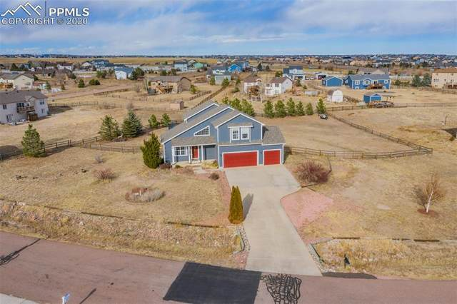 11730 Fort Worth Road, Peyton, CO 80831 (#3585225) :: Finch & Gable Real Estate Co.