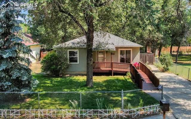 1443 Cooper Avenue, Colorado Springs, CO 80907 (#3586091) :: Action Team Realty