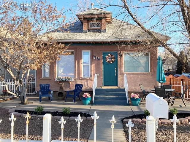 902 W Colorado Avenue, Colorado Springs, CO 80905 (#3587962) :: Venterra Real Estate LLC