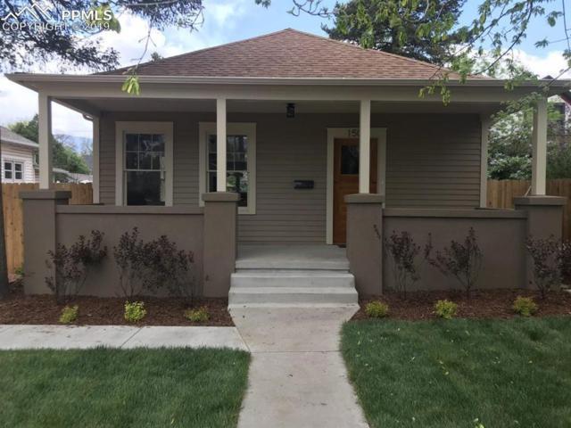 1508 N Weber Street, Colorado Springs, CO 80907 (#3588115) :: The Peak Properties Group