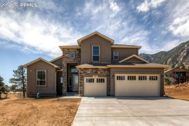 457 Stone Cottage Grove, Colorado Springs, CO 80906 (#3591232) :: Action Team Realty