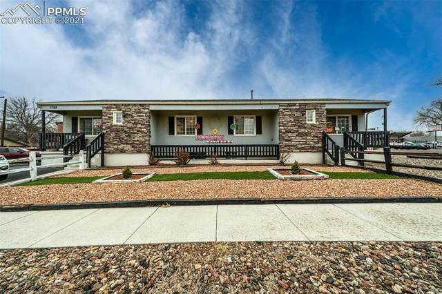 1722 E Bijou Street, Colorado Springs, CO 80909 (#3592059) :: The Daniels Team