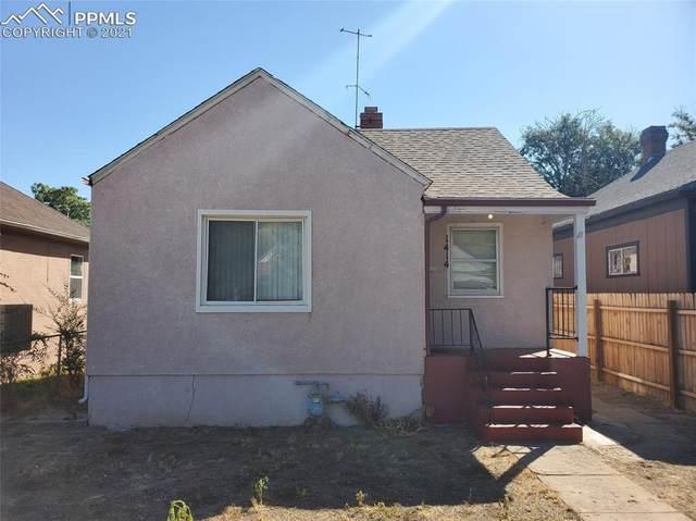 1414 E Orman Avenue, Pueblo, CO 81004 (#3593204) :: The Artisan Group at Keller Williams Premier Realty
