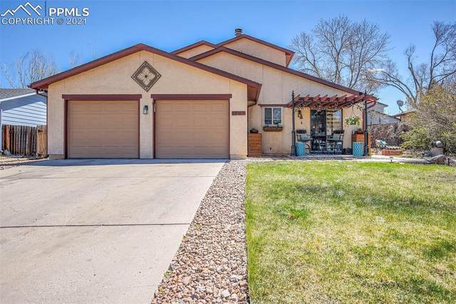 1865 W Whitehorn Drive, Colorado Springs, CO 80920 (#3593658) :: The Kibler Group