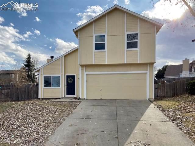 6010 Barnacle Court, Colorado Springs, CO 80918 (#3594454) :: The Kibler Group