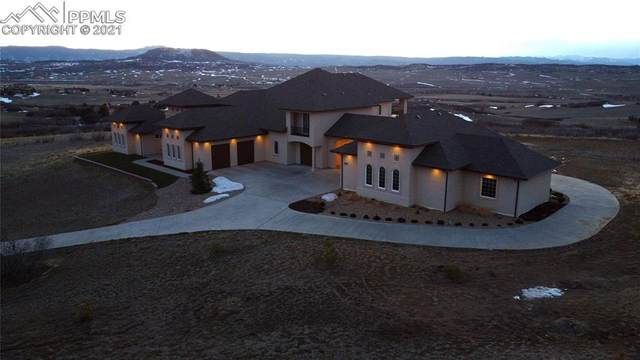 1291 Riva Rose Circle, Castle Rock, CO 80104 (#3595039) :: Tommy Daly Home Team
