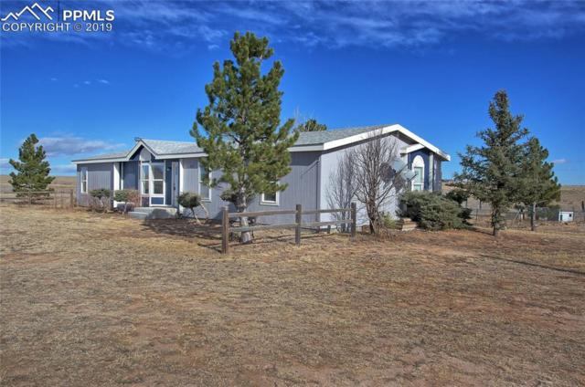 6575 Mulberry Road, Calhan, CO 80808 (#3597146) :: The Kibler Group