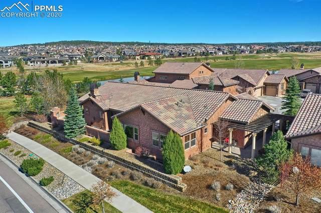 2132 Rocking Horse Court, Colorado Springs, CO 80921 (#3597206) :: The Kibler Group