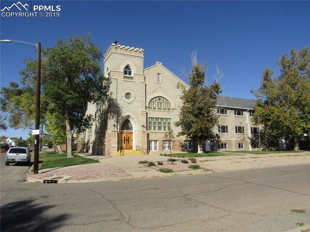 1201 E 7th Street, Pueblo, CO 81001 (#3597931) :: Jason Daniels & Associates at RE/MAX Millennium