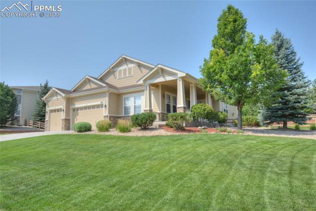 6125 Bridle Path Lane, Parker, CO 80134 (#3598814) :: Harling Real Estate