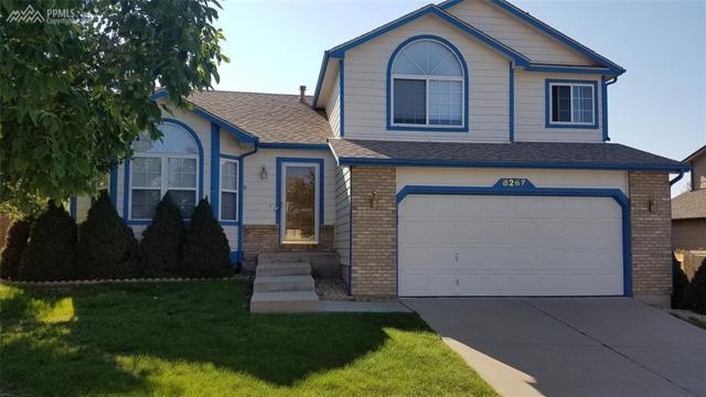 8267 Radcliff Drive, Colorado Springs, CO 80920 (#3599195) :: The Hunstiger Team