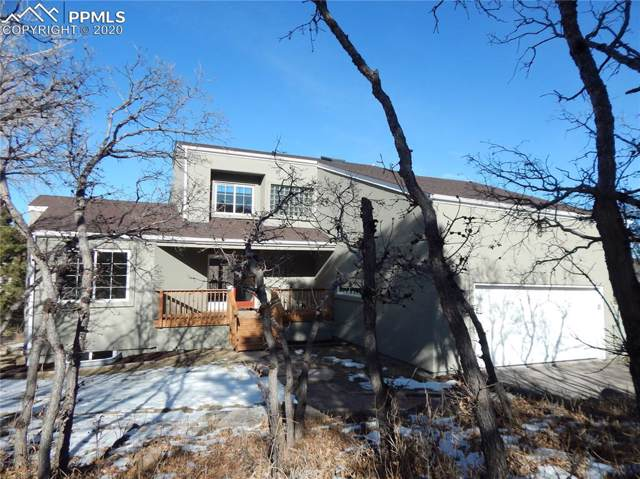 230 Childe Drive, Colorado Springs, CO 80906 (#3604120) :: The Daniels Team