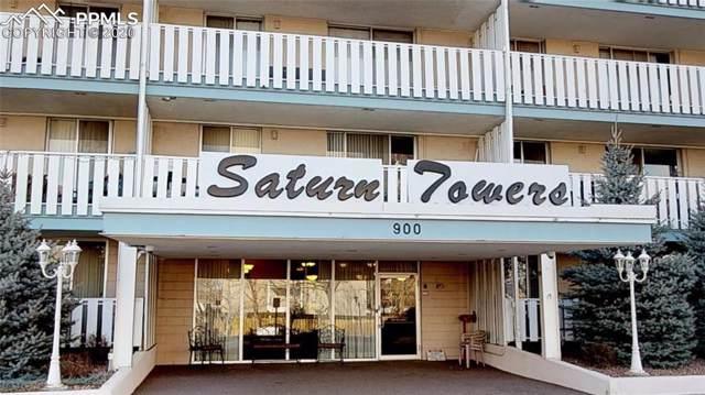 900 Saturn Street #210, Colorado Springs, CO 80905 (#3606642) :: The Kibler Group
