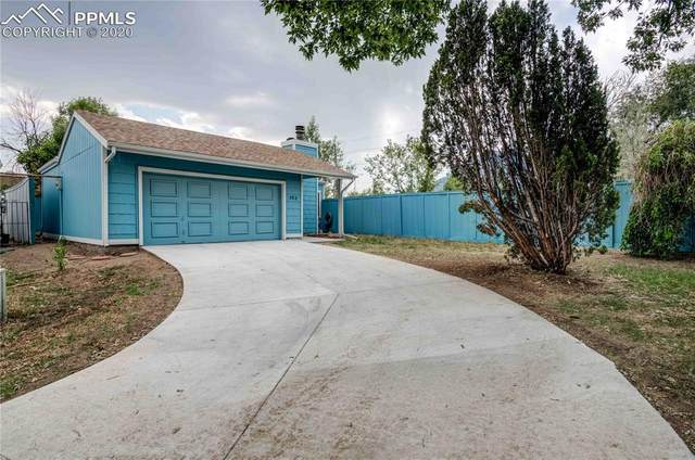 705 San Bruno Place, Colorado Springs, CO 80906 (#3610007) :: Tommy Daly Home Team
