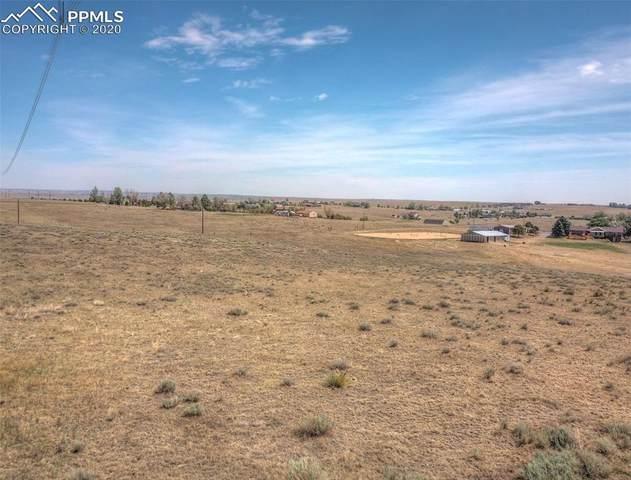 10810 Thunderhead Drive, Colorado Springs, CO 80925 (#3610579) :: 8z Real Estate