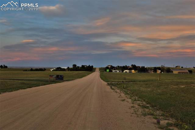 16395 Stage Stop Road, Peyton, CO 80831 (#3612254) :: The Kibler Group