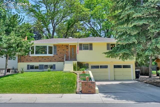 4105 Lupine Street, Colorado Springs, CO 80918 (#3620021) :: Fisk Team, RE/MAX Properties, Inc.