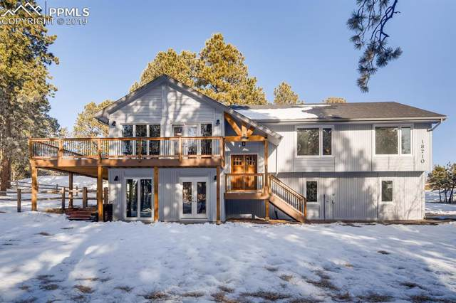 18710 St Andrews Drive, Monument, CO 80132 (#3622712) :: Harling Real Estate