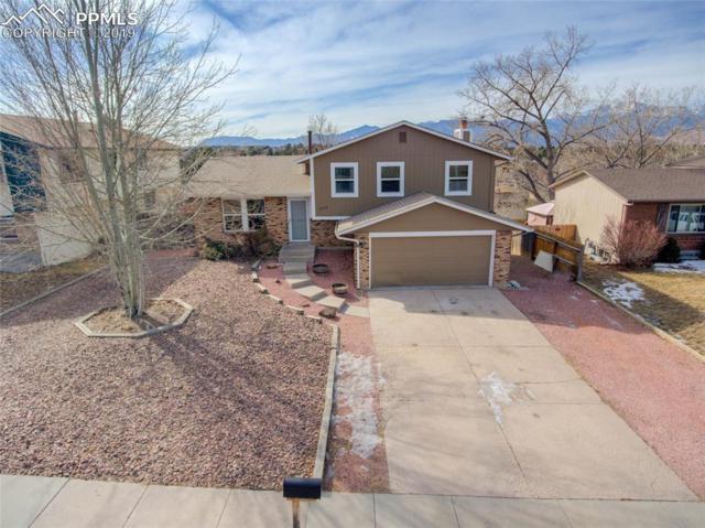 2215 Ptarmigan Lane, Colorado Springs, CO 80918 (#3625270) :: Jason Daniels & Associates at RE/MAX Millennium