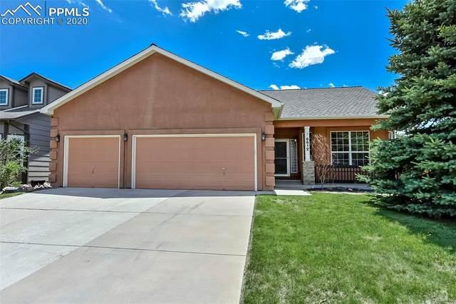 6612 Snowy Range Drive, Colorado Springs, CO 80923 (#3626826) :: The Scott Futa Home Team