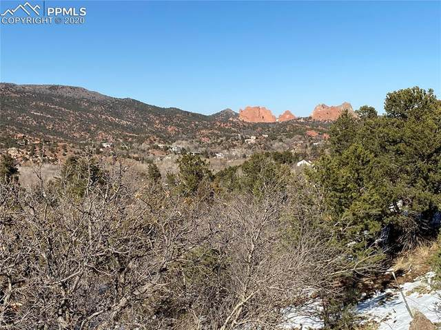 00 Chelten Road, Manitou Springs, CO 80829 (#3627419) :: The Harling Team @ HomeSmart