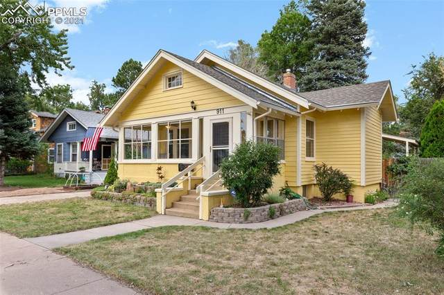911 N Corona Street, Colorado Springs, CO 80903 (#3628155) :: The Gold Medal Team with RE/MAX Properties, Inc