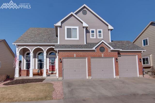 9124 Red Columbine Drive, Colorado Springs, CO 80920 (#3629175) :: The Treasure Davis Team