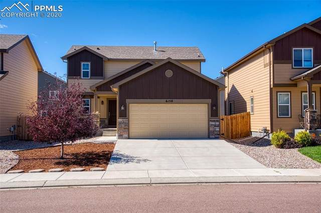 6150 Wallowing Way, Colorado Springs, CO 80925 (#3629820) :: The Treasure Davis Team
