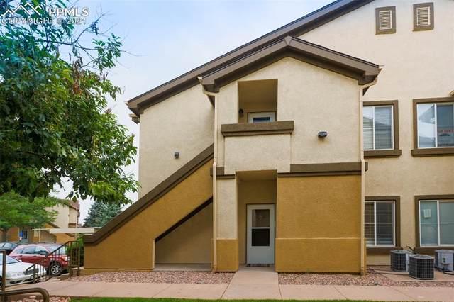 3944 Riviera Grove #104, Colorado Springs, CO 80922 (#3630376) :: Compass Colorado Realty