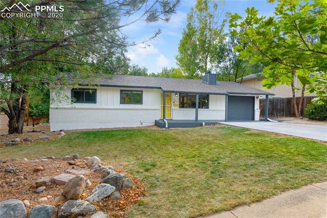 3212 W Fontanero Street, Colorado Springs, CO 80904 (#3630995) :: 8z Real Estate
