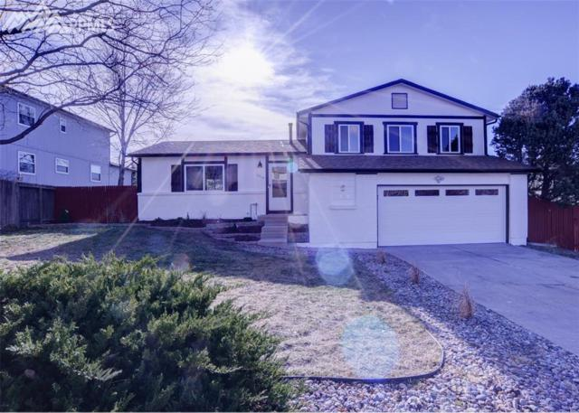2415 Legend Drive, Colorado Springs, CO 80920 (#3632500) :: RE/MAX Advantage
