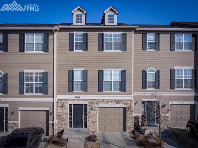 1126 Yellow Dogwood Heights, Monument, CO 80132 (#3633411) :: The Hunstiger Team