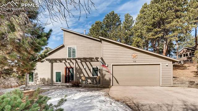 735 Lake Woodmoor Drive, Monument, CO 80132 (#3633861) :: The Harling Team @ Homesmart Realty Group