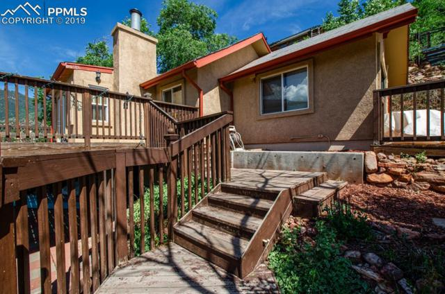 123 Pinon Lane, Manitou Springs, CO 80829 (#3635589) :: The Kibler Group