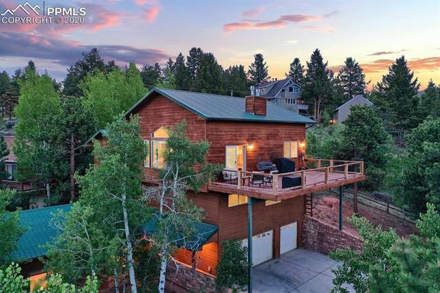 352 Gray Horse Circle, Woodland Park, CO 80863 (#3638675) :: 8z Real Estate