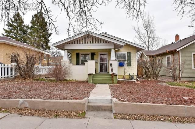 525 Custer Avenue, Colorado Springs, CO 80903 (#3642811) :: The Treasure Davis Team
