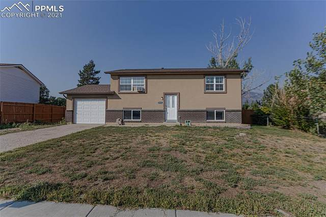 4421 Millburn Drive, Colorado Springs, CO 80906 (#3642924) :: Tommy Daly Home Team