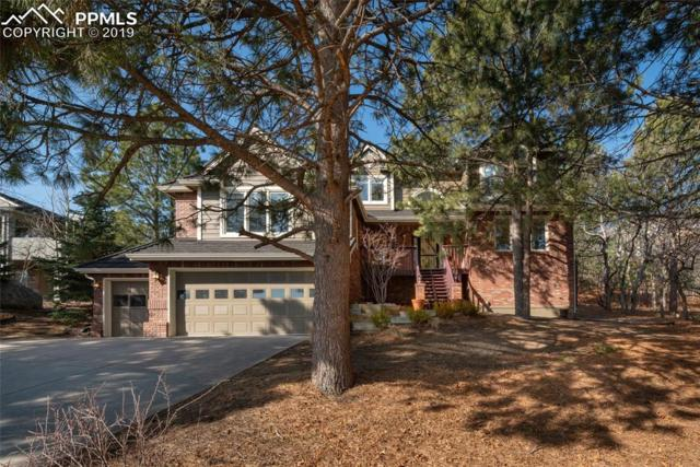 5250 Broadmoor Bluffs Drive, Colorado Springs, CO 80906 (#3643175) :: Tommy Daly Home Team