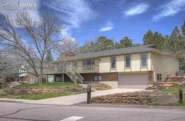 122 Buckeye Drive, Colorado Springs, CO 80919 (#3645236) :: The Dixon Group